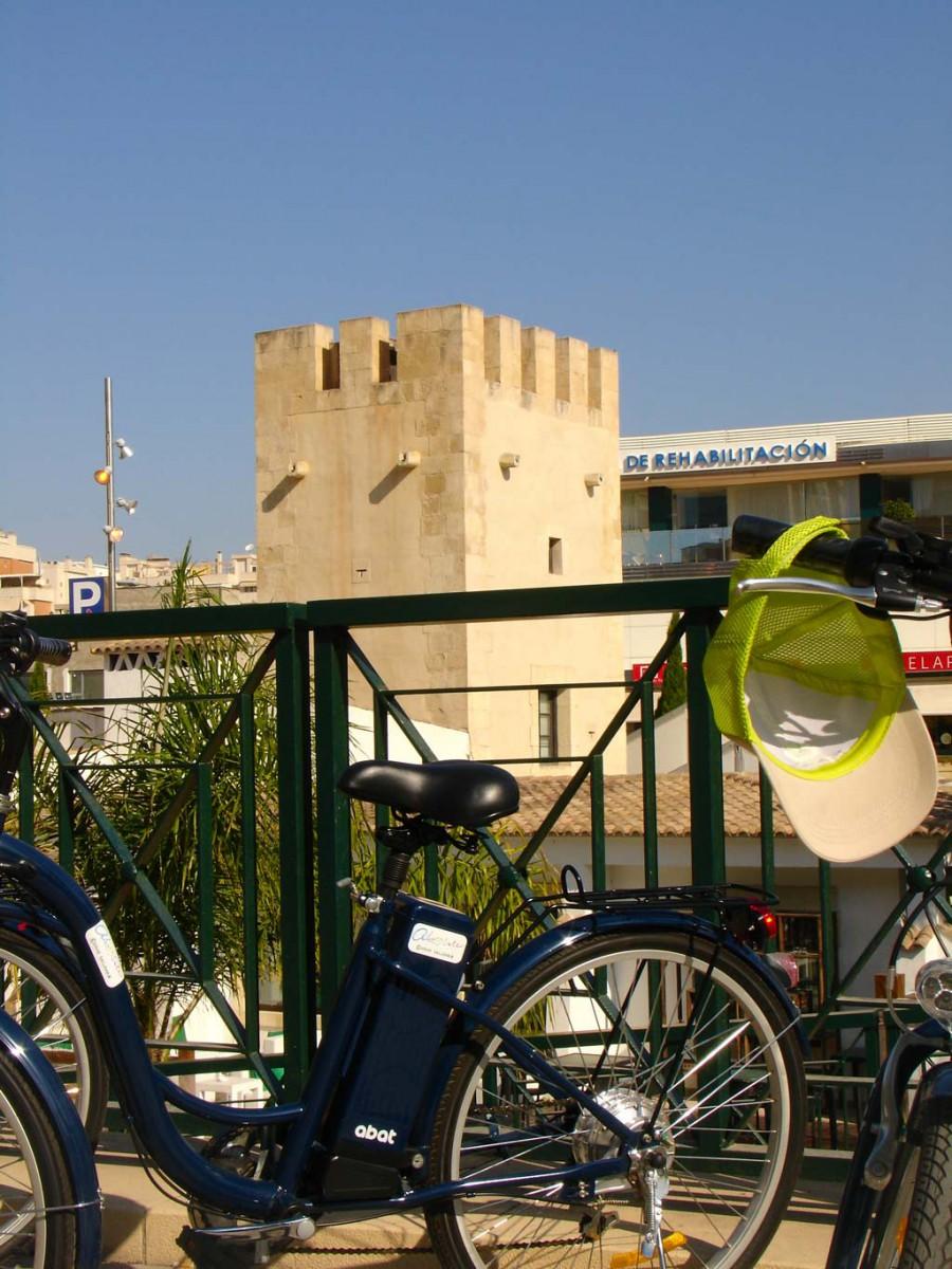 Torre Mauro/ Torre Castillo de Ansaldo