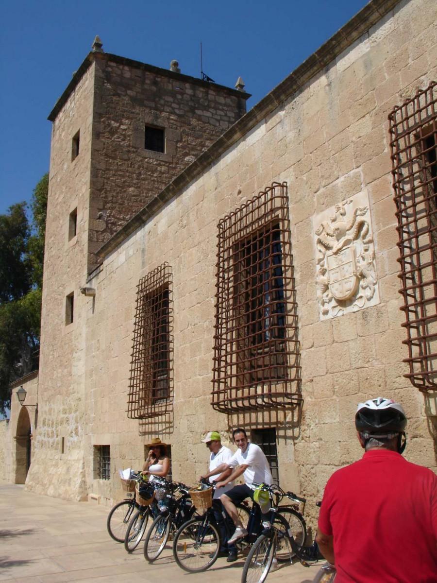 Un paseo por las Torres de la Huerta de Alicante