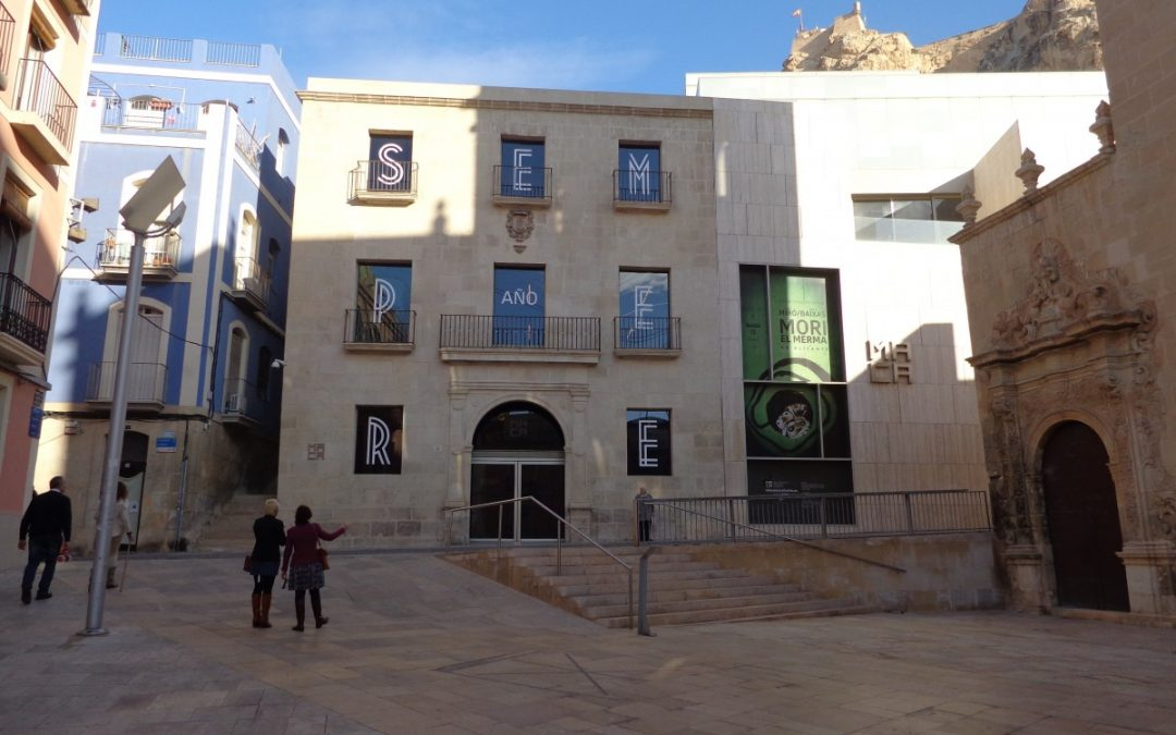 Contemporary art museum of Alicante- MACA