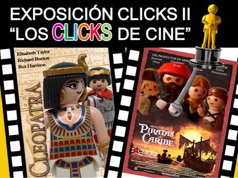 En Alicante la exposición Los clicks de cine 'toma el Castillo'