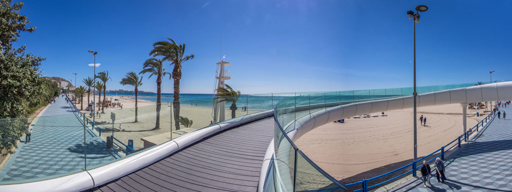 An autumn which feels like summer in Alicante
