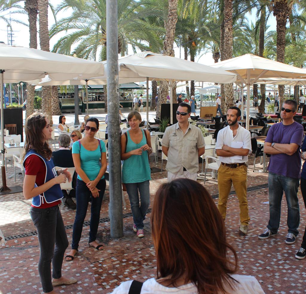 Alicante Gourmet Walking Tours