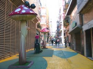 E SAN FRANCISCO Alicante