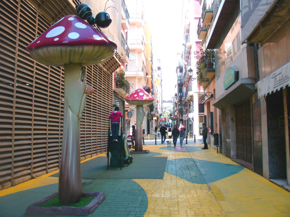 CALLE SAN FRANCISCO Alicante