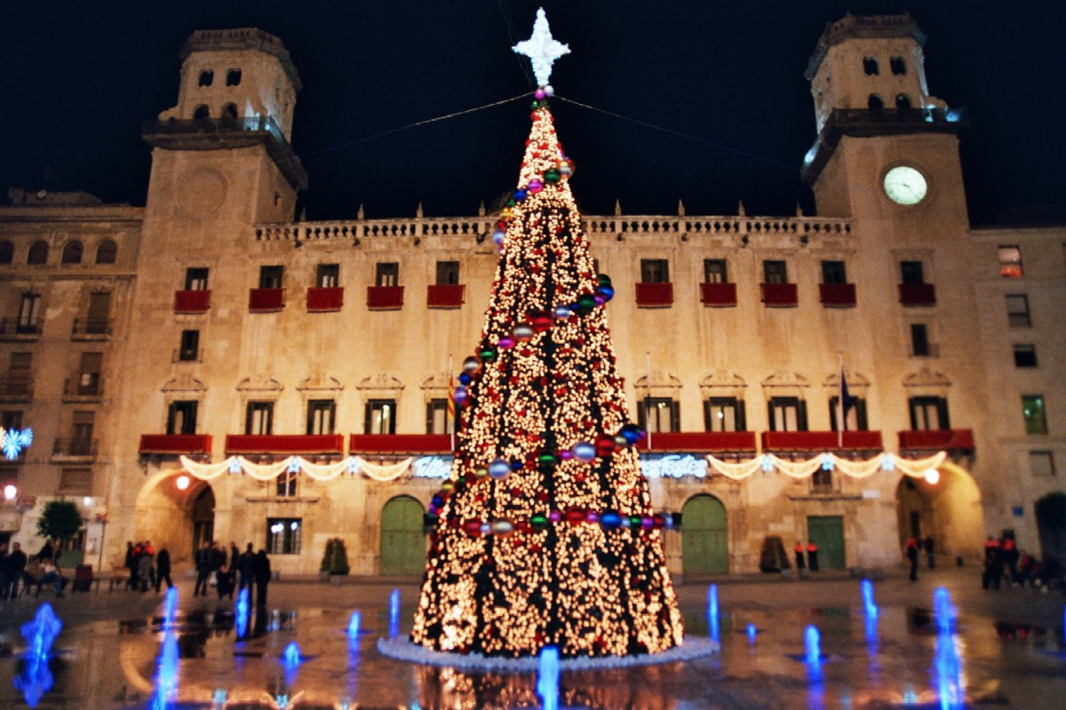WEIHNACHTEN IN ALICANTE