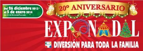 Exponadal. Del 26 de Diciembre 2013 al 5 de Enero 2014 en IFA Alicante