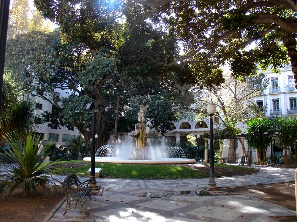 Plaza Gabriel Miró
