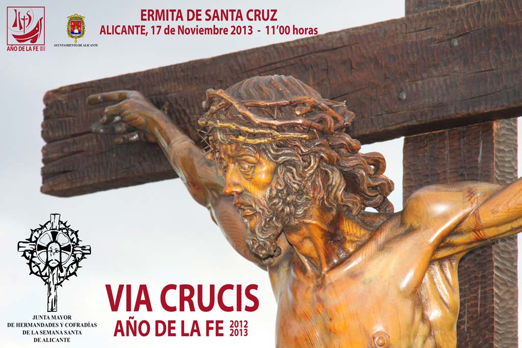 Alicante se adelanta a la Semana Santa