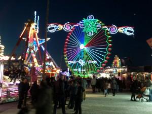 Feria en el Recinto Ferial de Rabasa de Alicante