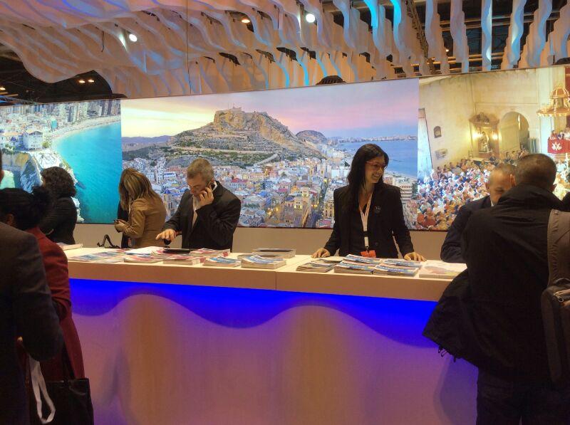Alicante centra su promoción turística 2014 en sus productos de city break, turismo de empresa y de sol y playa