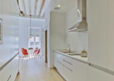San Francisco 40, Apartments