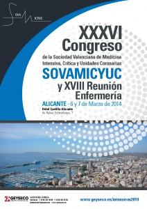 XXXVI Congreso de la Sociedad Valenciana de Medicina y XVIII Reunión de Enfermería @ Hotel Castilla