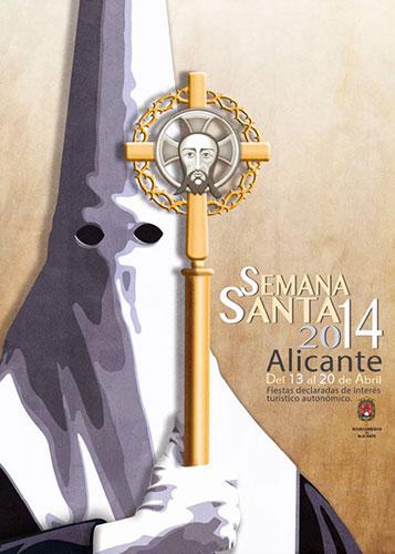 Vía Crucis marinero. Semana Santa Alicantina