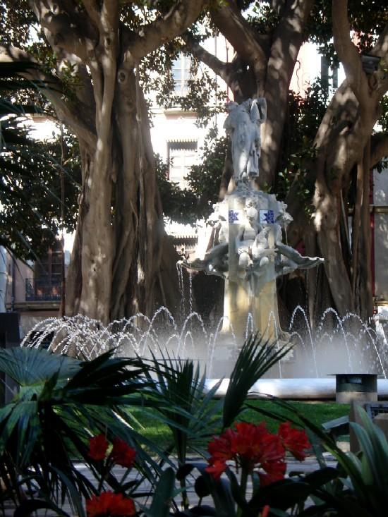Plaza Gabriel Miró: Invierno 2014