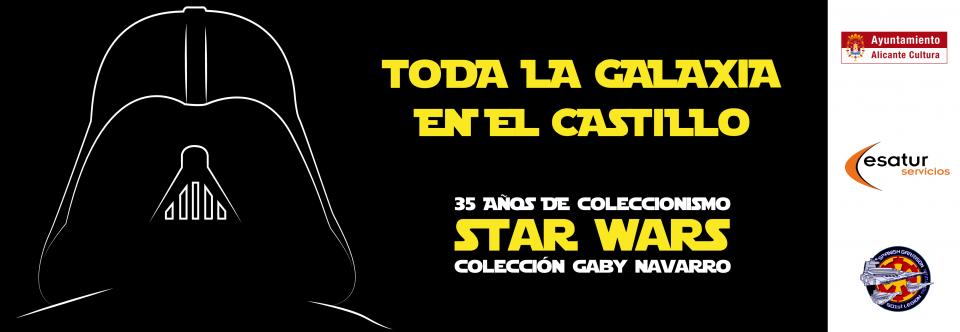 """Toda la Galaxia en el Castillo 35 años de coleccionismo"""""""