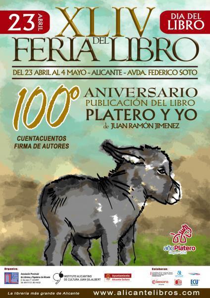 XLIV Feria del Libro de Alicante 2014