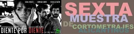 VI muestra de cortometrajes alicantinos 2014