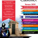 ¡Vive tu Castillo! En julio y Agosto Alicante pone a tus pies el Castillo de Santa Bárbara.