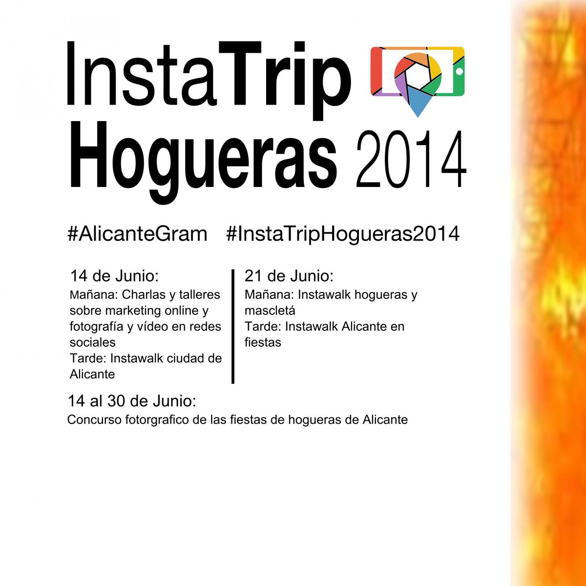 #InstaTripHogueras2014