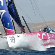 El Team SCA SUP Summer navega en Alicante