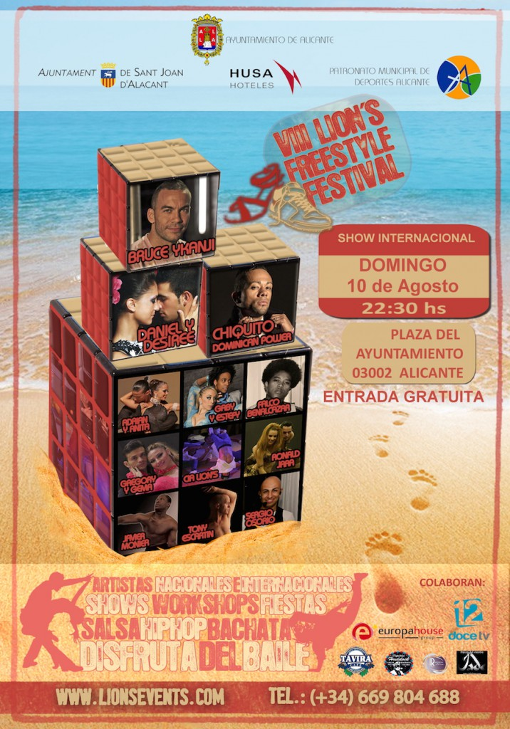 VIII Lions Free Style Festival Alicante