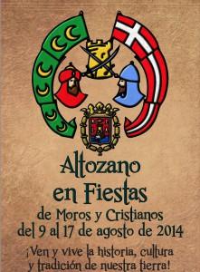 MOROS Y CRISTIANOS. EL BARRIO DE ALTOZANO EN FIESTAS