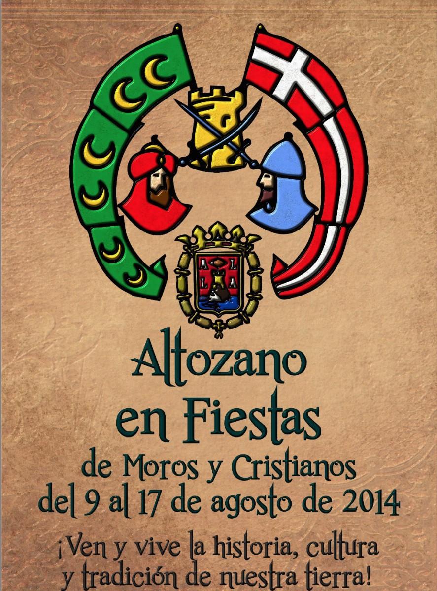 Moros y Cristianos de Altozano 2014. Del 9 al 17 de Agosto en Alicante