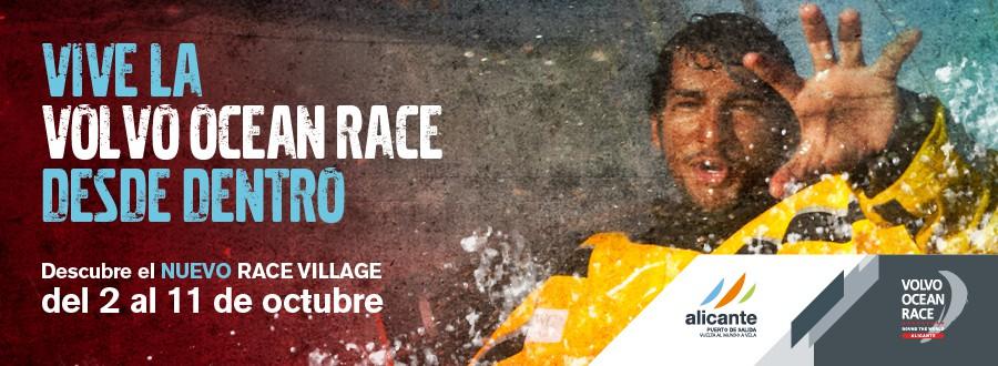 Volvo Ocean Race 2014-2015. El desafío de la vuelta al mundo empieza en Alicante