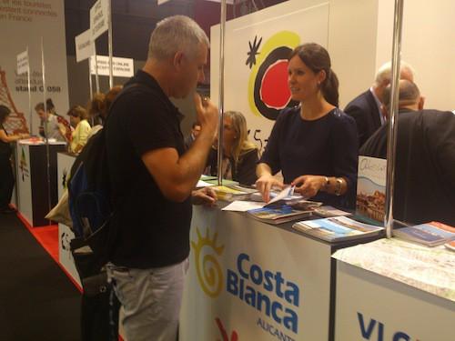 El Patronato Municipal de Turismo de Alicante acude a la feria profesional IFTM Top Resa en París