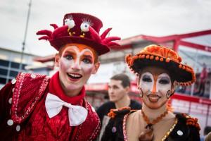 Actividades infantiles en el Race Village. Volvo Ocean Race 17-18 @ RACE VILLAGE. VOLVO OCEAN RACE. ALICANTE | Alicante | Comunidad Valenciana | España