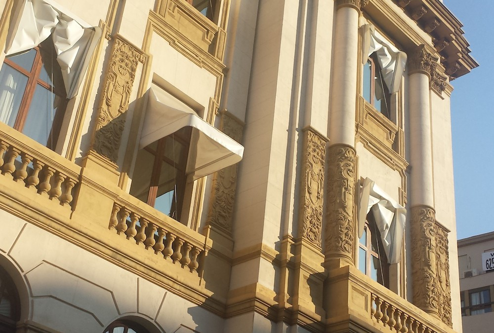 ¡Un jardín de cine! en los jardines del Palacio de la Diputación Provincial de Alicante