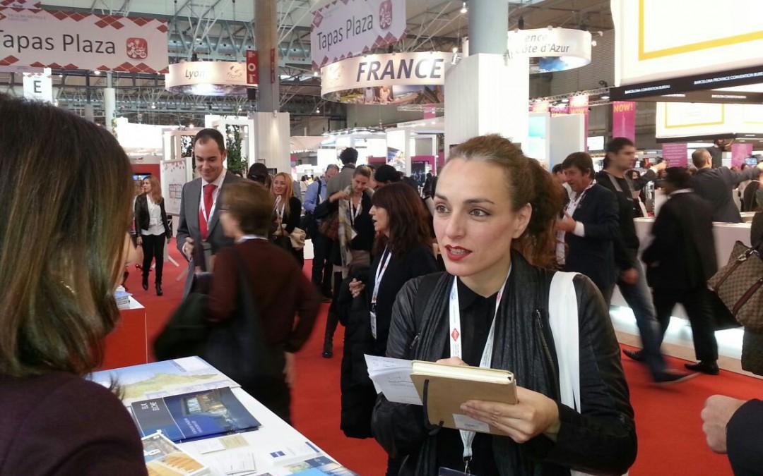 El Patronato de Turismo de Alicante acude a la EIBTM, feria especializada en promoción y captación de turismo de reuniones