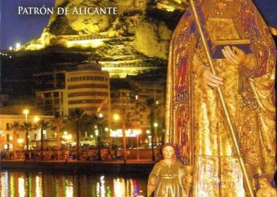 Alicante celebra las Fiestas en Honor a San Nicolás de Bari el 6 de Diciembre