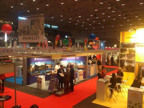 El Patronato Municipal de Turismo de Alicante desarrolla la primera de sus acciones de  promoción del 2015  en la feria de turismo Reiseliv