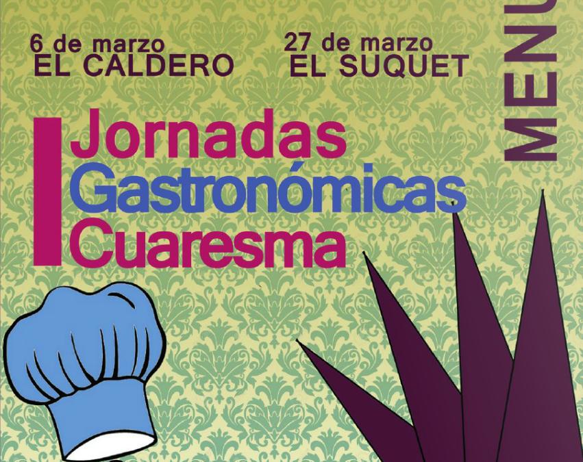 I Jornadas Gastronómicas de Cuaresma