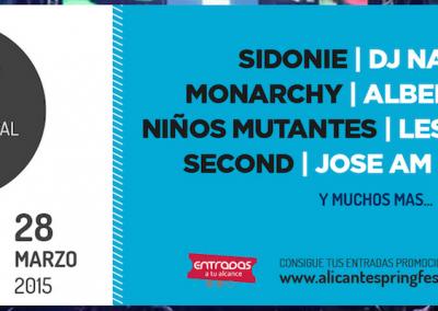 Alicante Spring Festival 2015