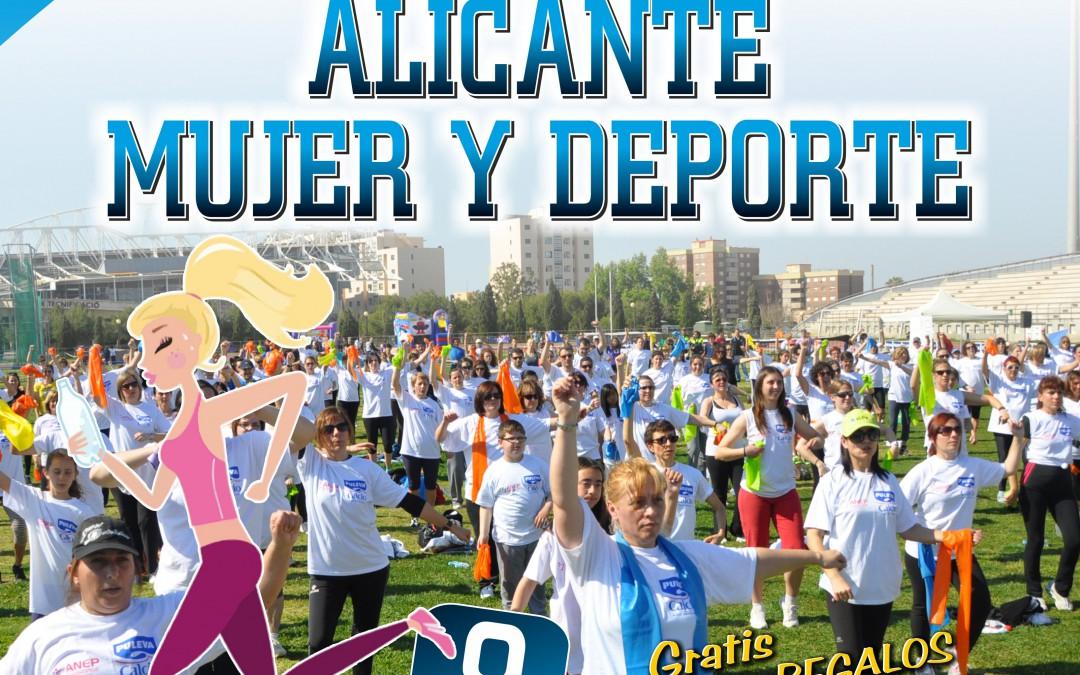 Día Internacional de la mujer. Celébralo en Alicante