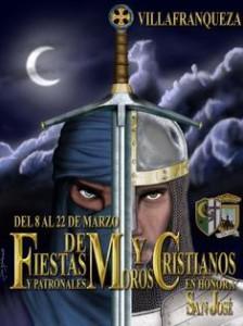 Moros y Cristianos en Villafranqueza @ Moros y Cristianos Villafranqueza | Alicante | Comunidad Valenciana | España