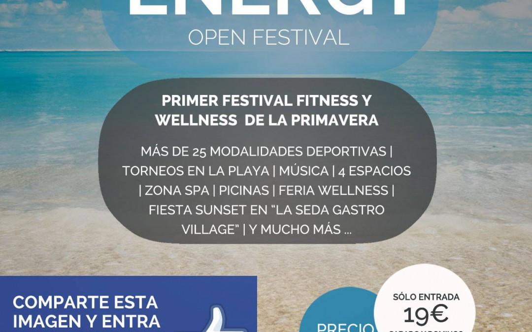 Senssai Energy Open Festival,