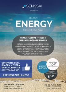 Senssai Energy Open Festival, @ Senssai Energy Open Festival | Alicante | Comunidad Valenciana | España