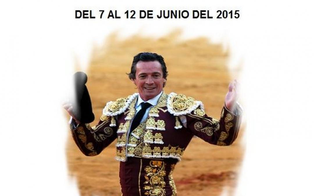 Pregón de la Feria Taurina en Las Cigarreras. SEMANA CULTURAL TAURINA