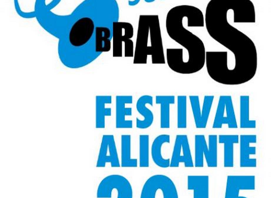 IV edición International Summer Brass Festival Alicante 2015