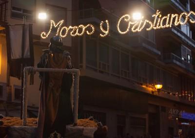 Moros y Cristianos de San Blas