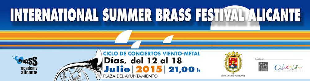 Summer Brass 2015 LONA 2015