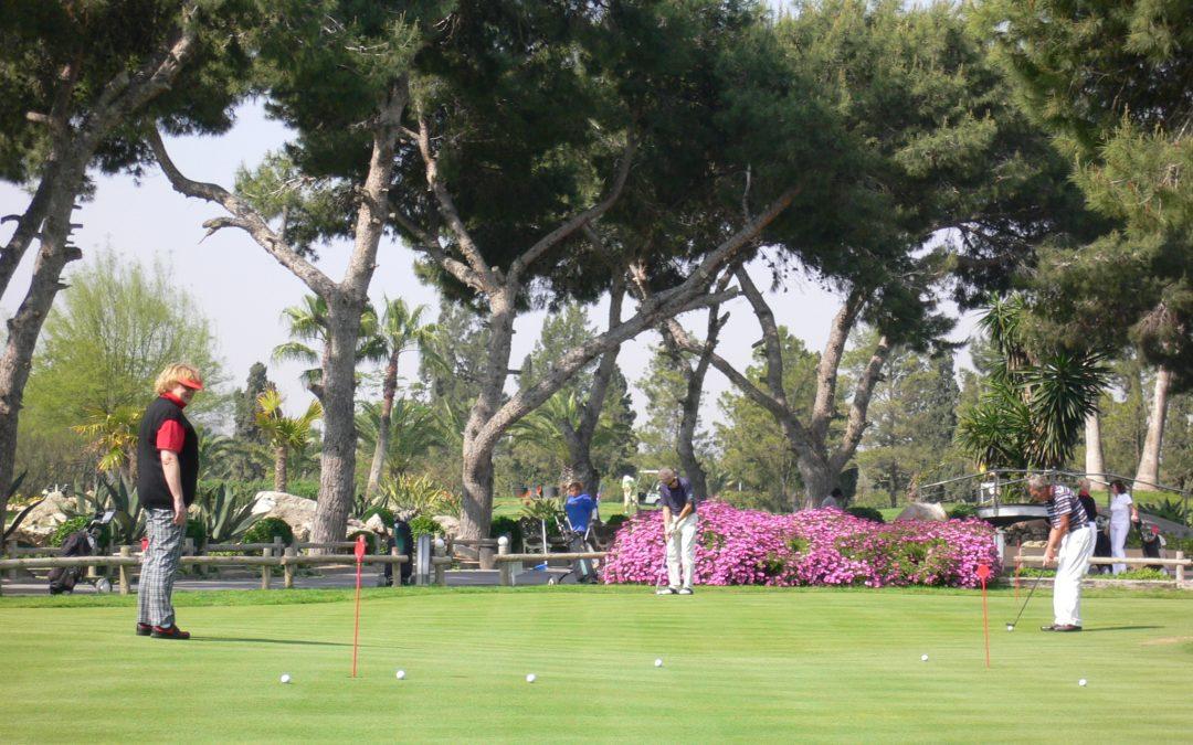 Alicante. Uno de los destinos más deseados para jugar al golf