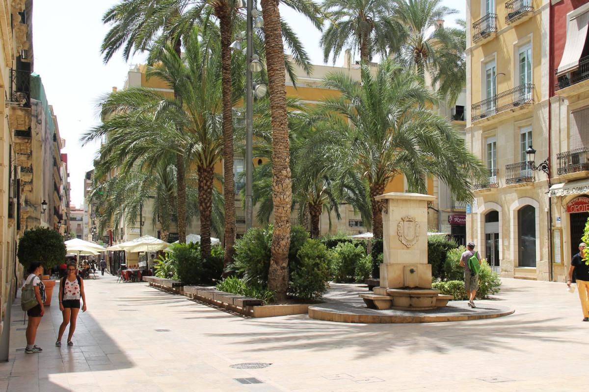 Plazas Alicante Kasa25