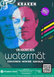 Watermät en Kraken Club el viernes @ Kraken Club | Alicante | Comunidad Valenciana | España