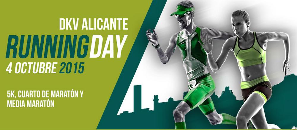 ALICANTE RUNNING DAY – 4 de octubre de 2015