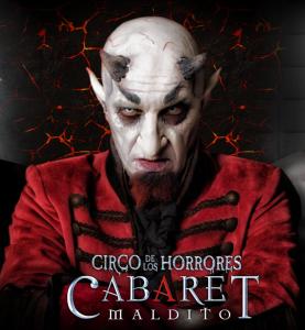 EL Cabaret Maldito en el Recinto Ferial de Rabassa. De miércoles a domingo hasta el 20 de Septiembre 2015 @ EL Cabaret Maldito | Alicante | Comunidad Valenciana | España
