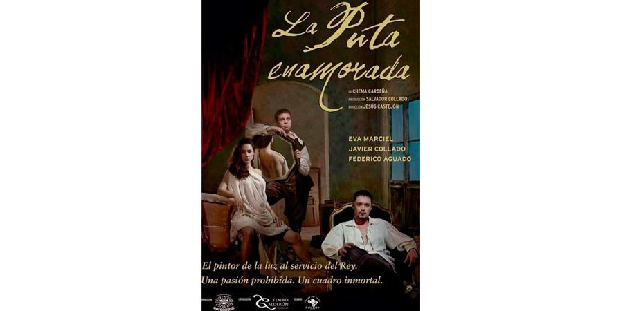 La Puta Enamorada. Teatro del Mediterráneo 2015